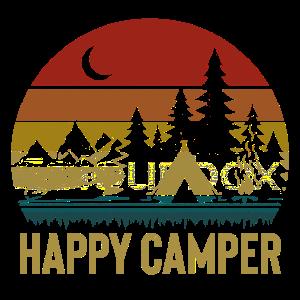 Viel Spaß beim Campen