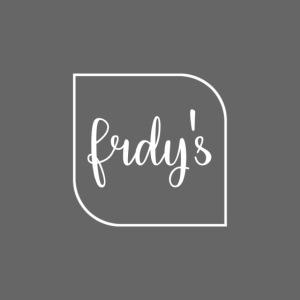 Logo Frdy's weiß