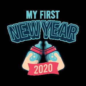 Mein erstes Neujahr 2020