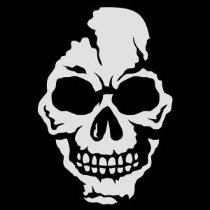 schaedel skelett tod tete 903