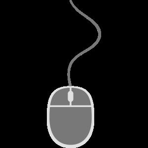 maus computer kabel steuern klicken pc rechner onl