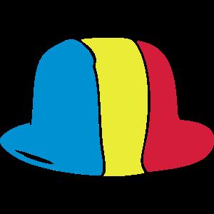 hut 3 farben