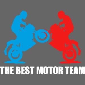 Najlepszy zespół motocyklistów