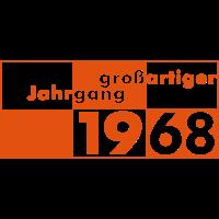 Großartiger Jahrgang 1968 geboren