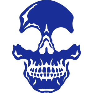 schaedel skelett 9102