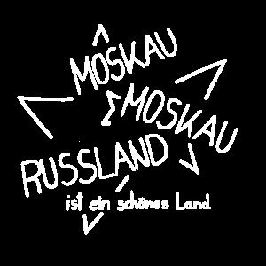 Russland ist ein schoenes Land