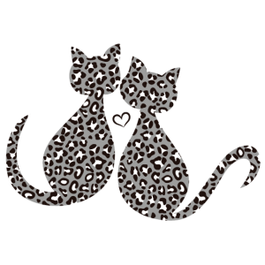 Leopard Katzen Leo Kätzchen