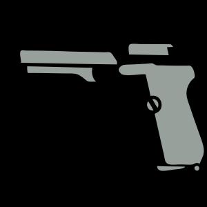 automatische pistole revolver