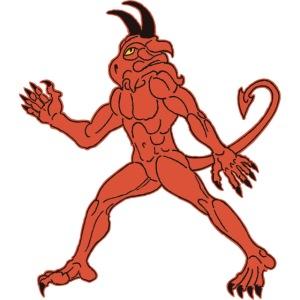 Red Demon