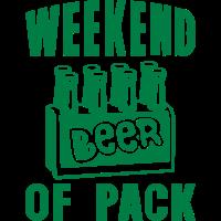 weekend of pack beer alcohol