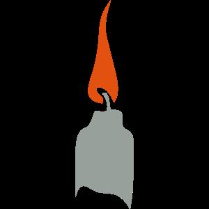 flamme kerze 8
