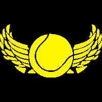 tennis ball fluegel 1007