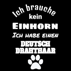 Deutsch Drahthaar Jagdhund Jagd Jäger Hunderasse