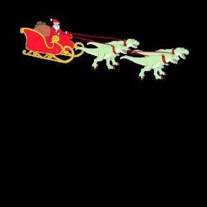 Lustiges Weihnachten trex Xmas Design