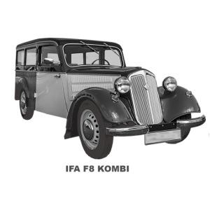 IFA F8 Kombi DDR Zwickau