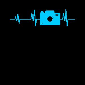 Kamera Heartbeat Camera Herzschlag Photograph