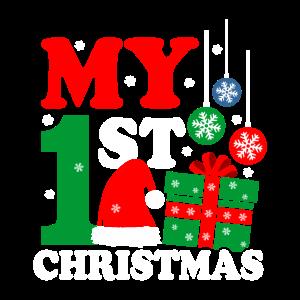 My 1st Xmas Baby Christmas 1. Weihnachten 1