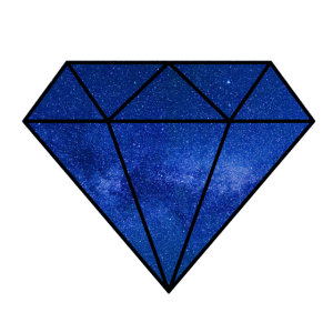 Diamant aus dem Universum