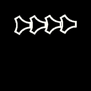 Wirbelsäule, Abstakt - Weiß
