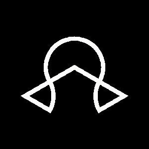 Nonnenhaube - Weiß