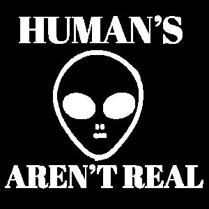 Lustiges T Shirt Alien