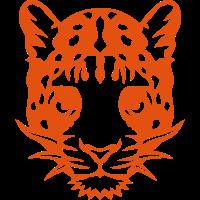 panther wildes tier tiere jahre 1102