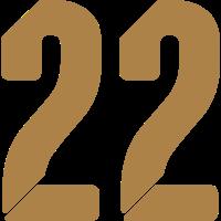 22, Nummern, Zahlen, Pelibol ™