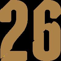 26, Nummern, Zahlen, Pelibol ™