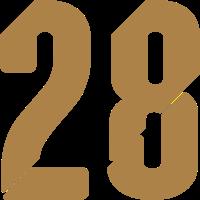 28, Nummern, Zahlen, Pelibol ™