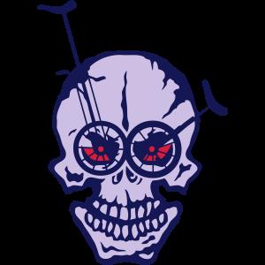 schaedel einrad auge deadhead 1