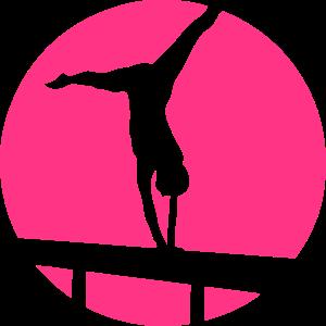 strahl gymnastik 2 logo