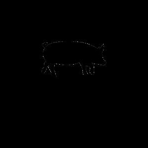 Schweinefleisch krümelt nicht - Fleisch - Schwein