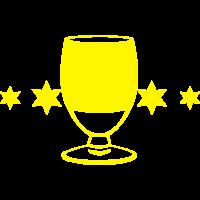 alkohol aperitif glas 6