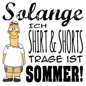 Sommer schwarz