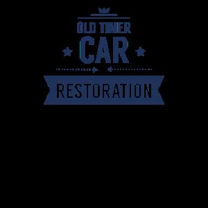 Autos Restaurieren Wagen Oldtimer Auto reparieren