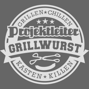 Projektleiter Grillwurst - das Original