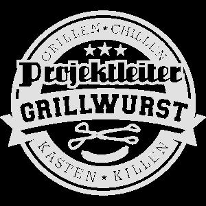 Projektleiter Grillwurst