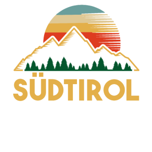 Südtirol Vintage Patriot Alpen Bergsteigen Wandern