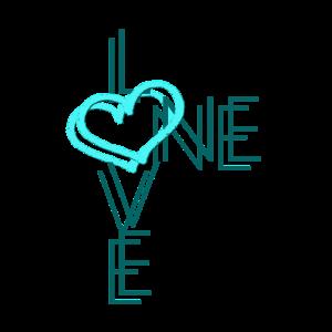 one love tuerkis 2