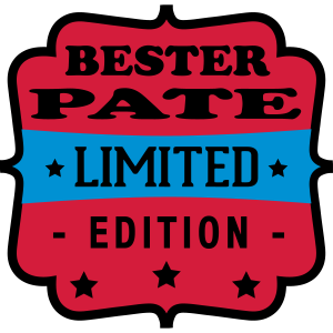 Bester pate limited edition