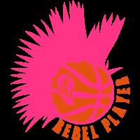 punk rebell basketball ohr logo