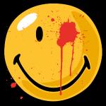 Smiley eye shot