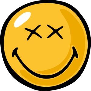 Smiley happy xx eyes