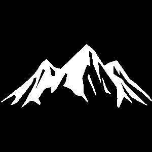mountains berge icon