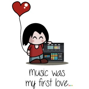 Music was my first love • Respect Vinyl