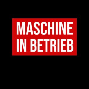 Nicht Stören Maschine in Betrieb Body Building