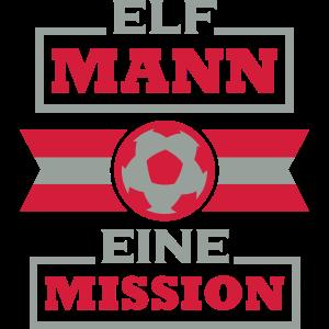 Elf Mann, Eine Mission (Österreich)
