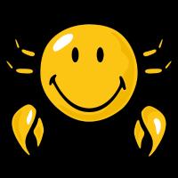 Smiley Crab