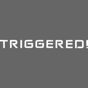 Black Negant logo + TRIGGERED!