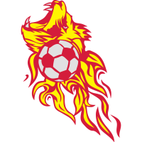 fussball flamme loewe bruellt wilde 1202